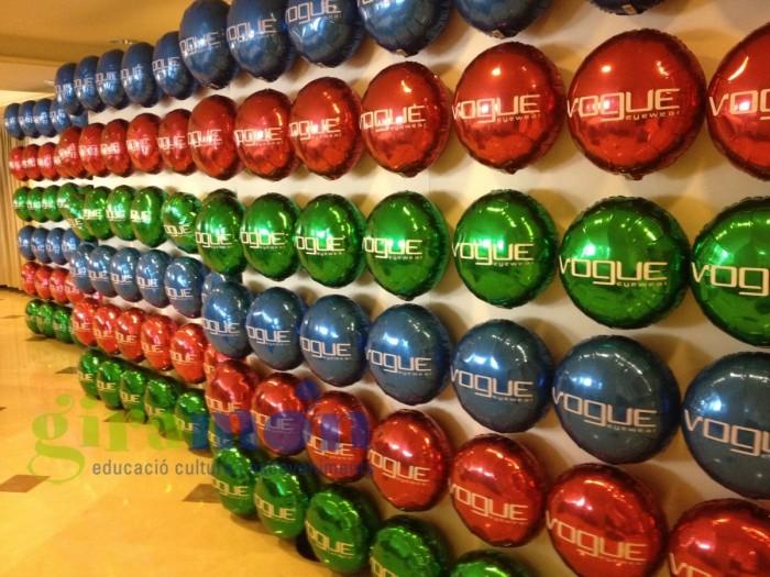 Globo Poliamida de 43Cm1 Tinta 1 Cara$$Globus Poliamida 43Cm 1 Tinta 1 Cara