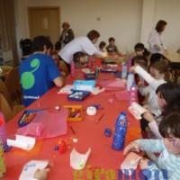 Monitores especializados en educación infantil