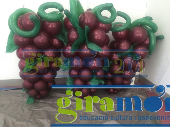 figuras con globos