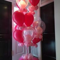 Ramo gigante de globos