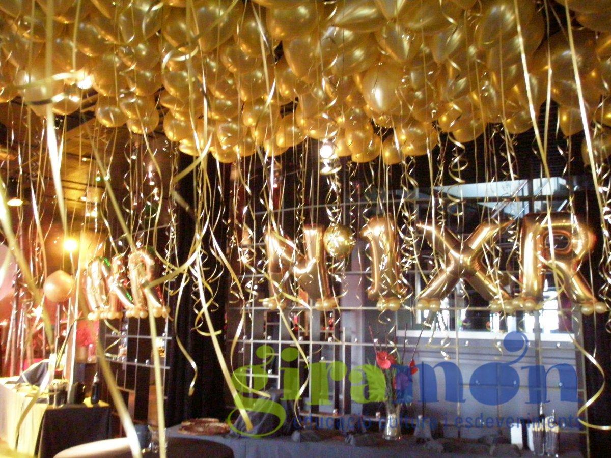 Decoracion globos helio elegant aire helio ambientacin y for Ver decoraciones