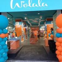 columnas de globos para tiendas