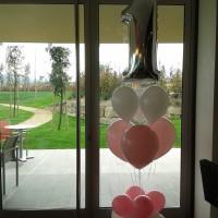 Ramo globos para cumpleaños y aniversarios