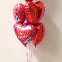 Ramo de globos Super love