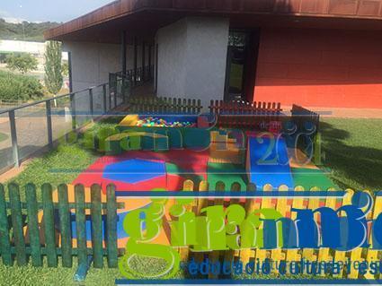 espais infantils lloguer