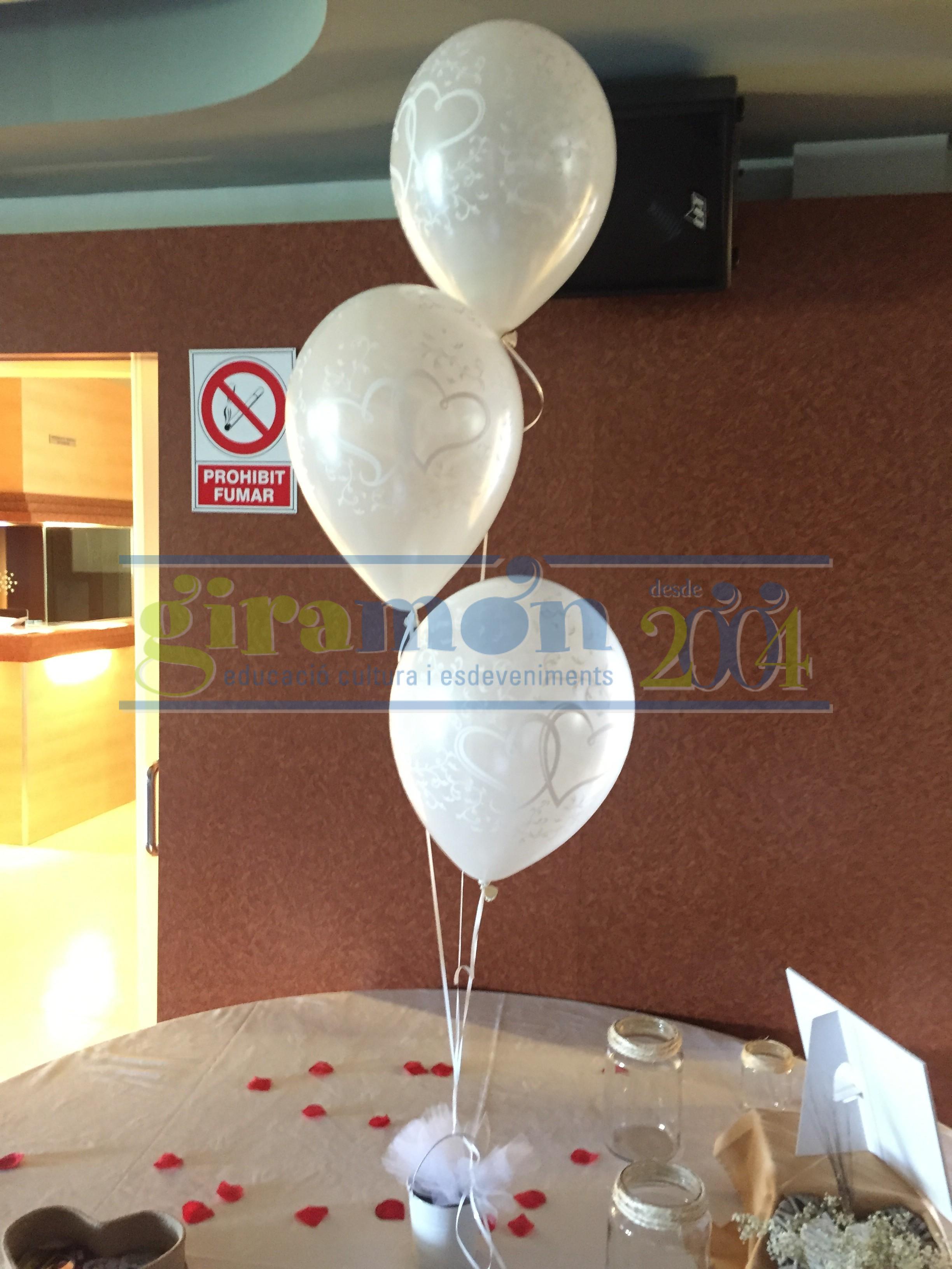 Centros de mesa para boda con globos - Centros d mesa ...