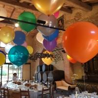 globos giganes con helio