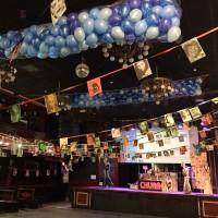 Redes para suelta de globos eventos Barcelona