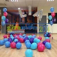 Decoración globos temática infantil