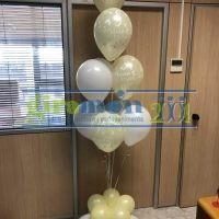 Ramo de globos para bodas barcelona