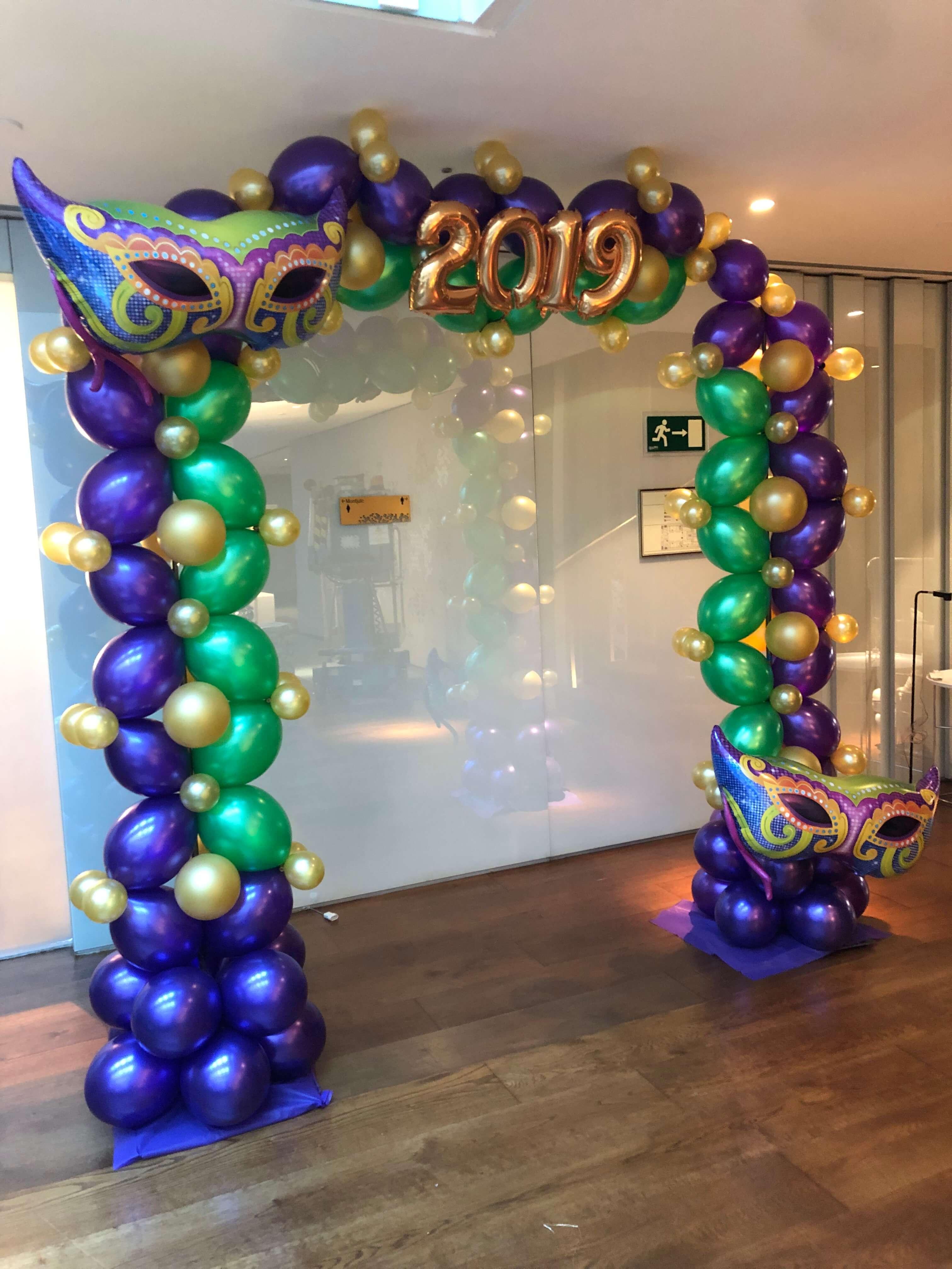 Photocall globos boda Barcelona