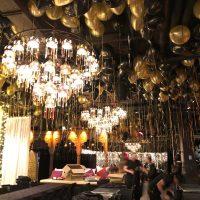 decoracion globos con helio