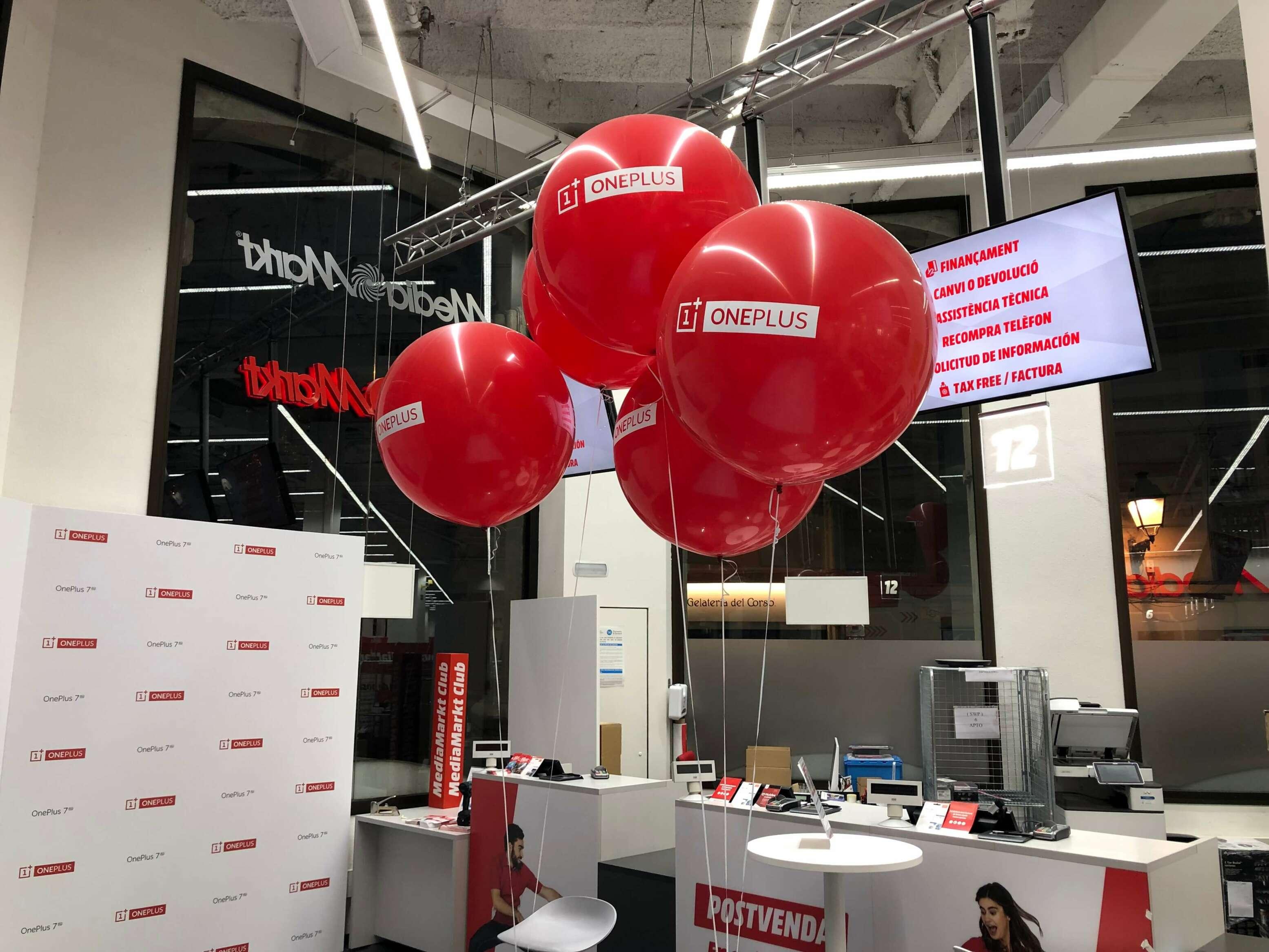 globo gigante impreso y personalizado