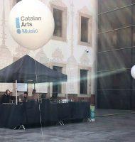 Globo gigante personalizado de 110cm