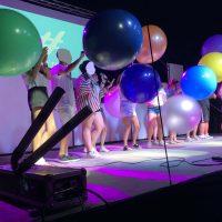 globo gigantes de colores para fiestas