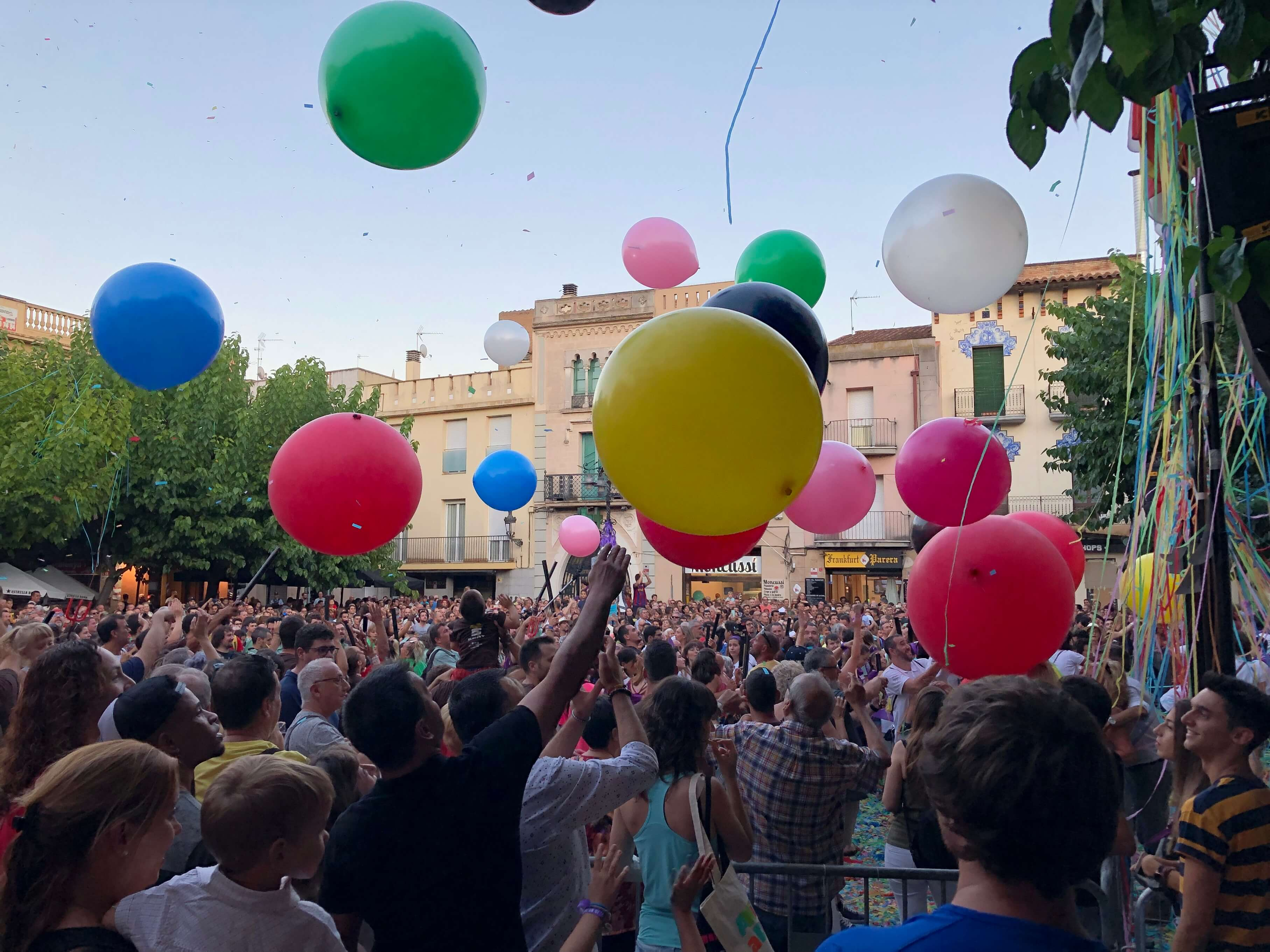 globos gigantes eventos con globos