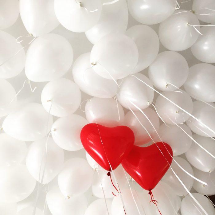 Globos para suelta con globos