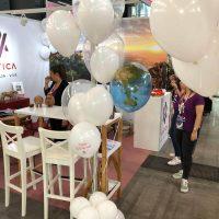 Ramo de globos para empresas