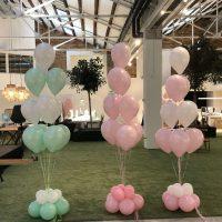 ramos globos de látex