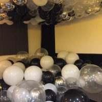 Creación de ambientes con globos