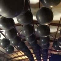 Globos gigantes para cine en grandes espacios