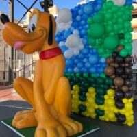 Paredes de globos para decorar eventos
