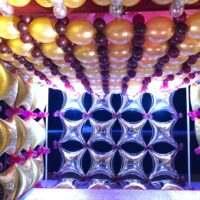 Murales de globos metálicos starpoint