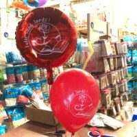 Globo personalizado Sant Jordi